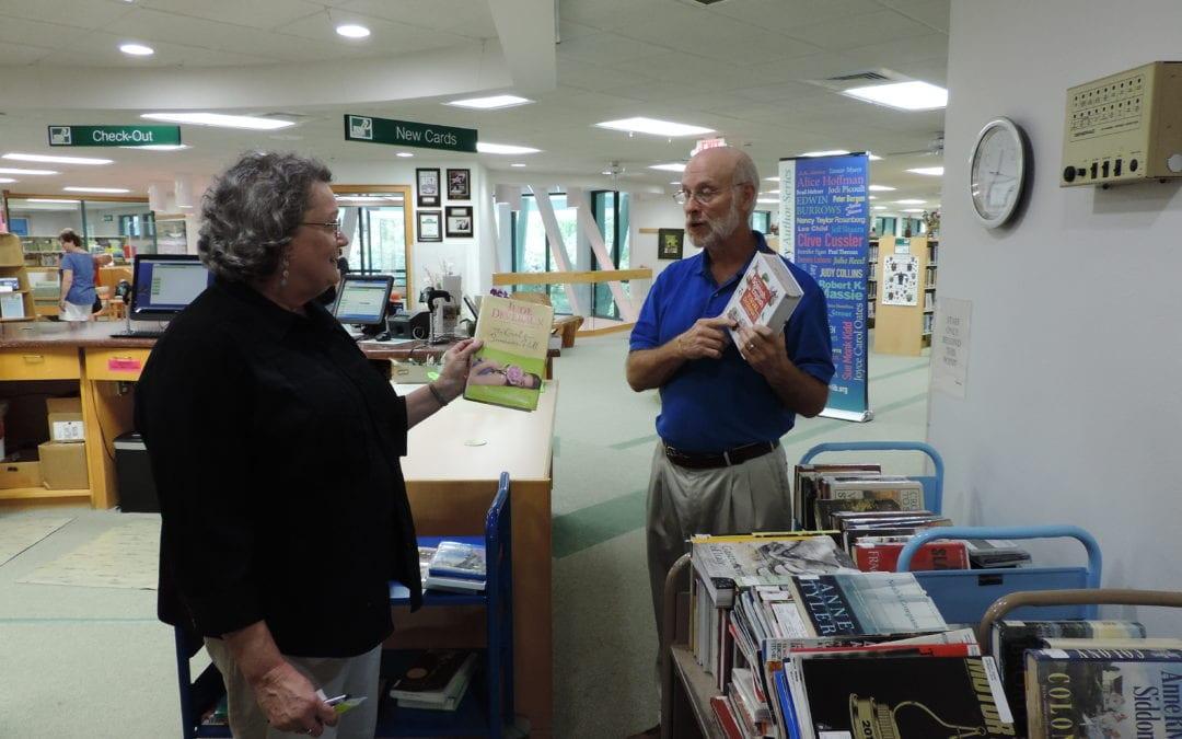 Sanibel Public Library Enhances Collection – Books, Movies Music
