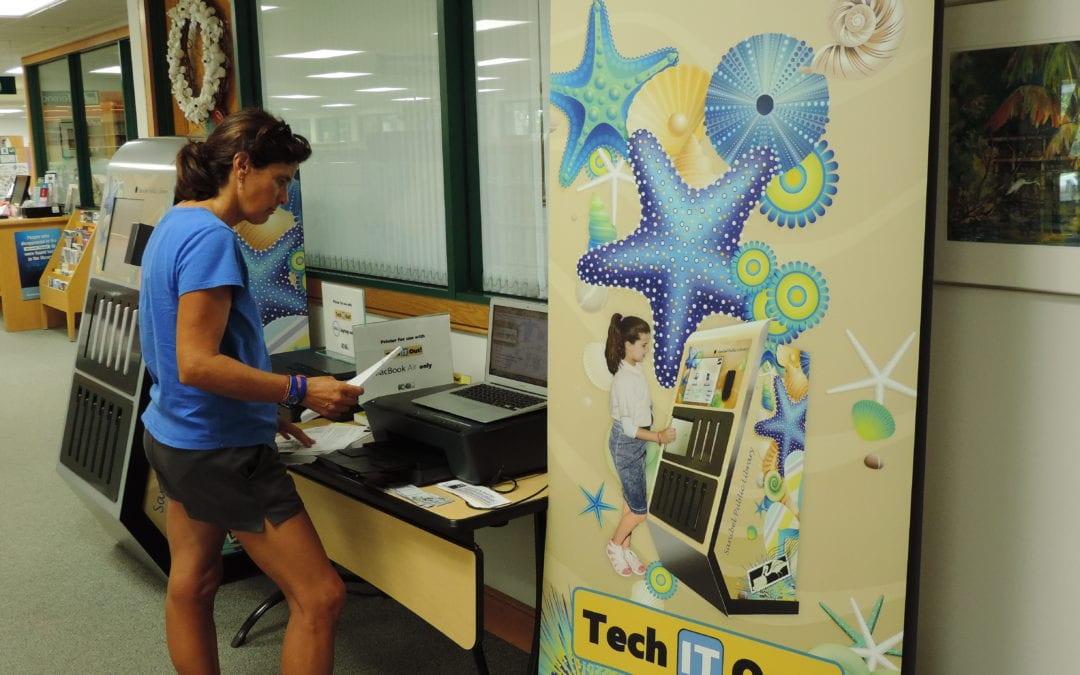 Tech IT Out – Borrow a Mac Book Air!