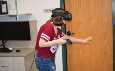 VR and 3-D Printing at SPL