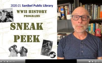 WWII History Programs – Sneak Peak